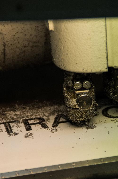 Gravex Industriegravuren - Produktion